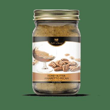 Amaretto Pecan Honey Butter