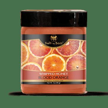 Blood Orange Whipped Honey 3 oz