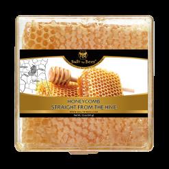 Raw Georgia Honeycomb 576