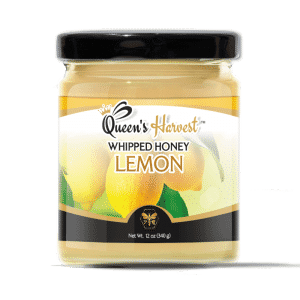 Gourmet Organic Lemon Whipped Honey
