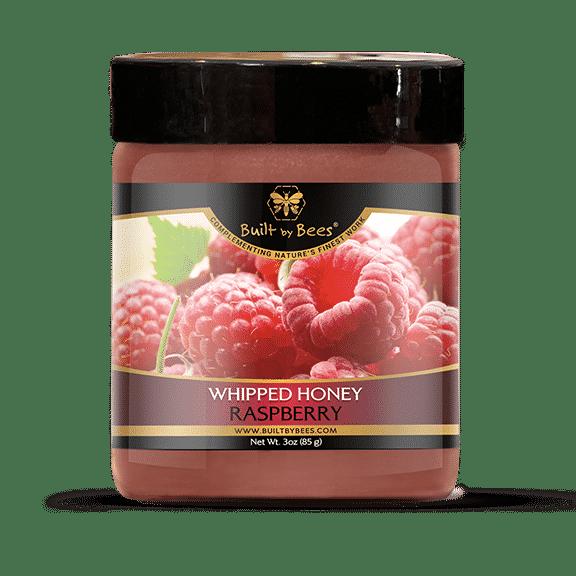 Raspberry Whipped Honey 3 oz