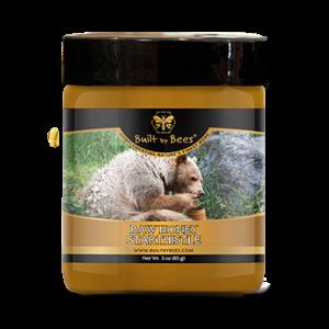 Raw Starthistle Honey 3 oz