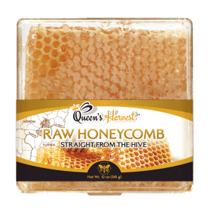 Raw Georgia Honeycomb