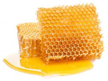 Raw Georgia Honeycomb