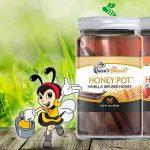 Infused Raw Honey