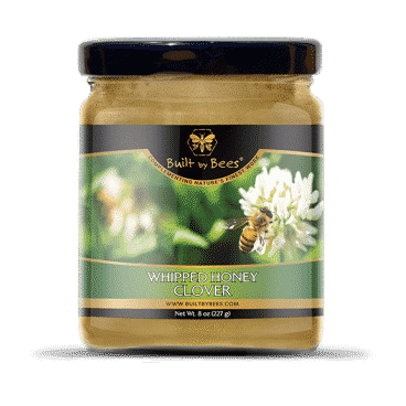 Gourmet Clover Whipped Honey 8 oz