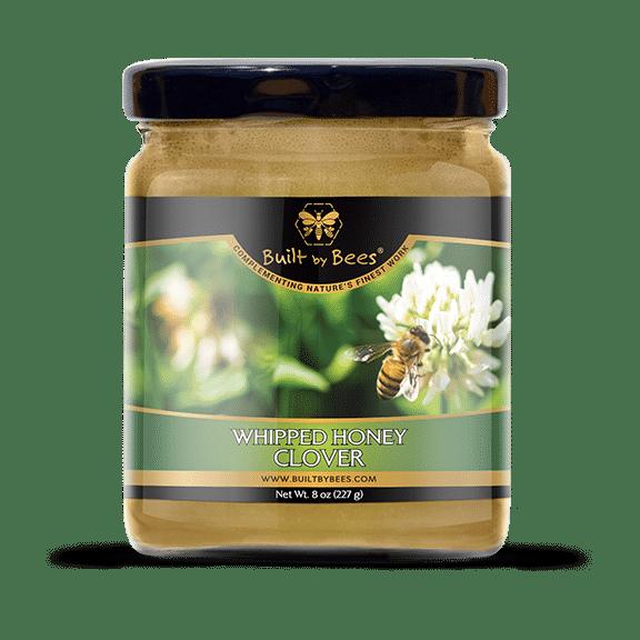 Gourmet Clover Whipped Honey 8 oz