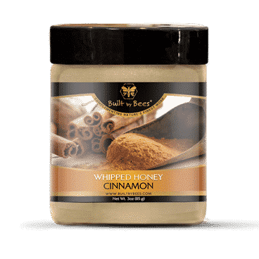 Cinnamon Whipped Honey Small