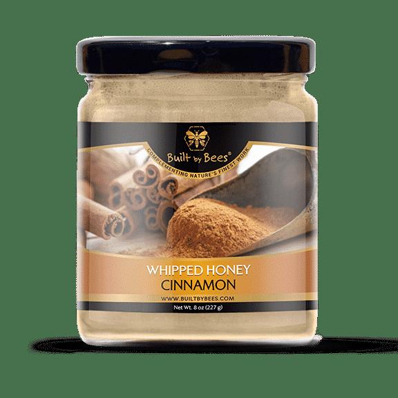 Gourmet Cinnamon Whipped Honey