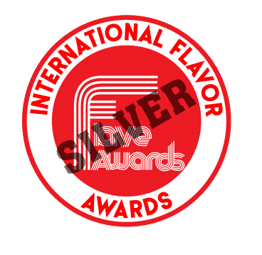 Intl Flaves Award Silver