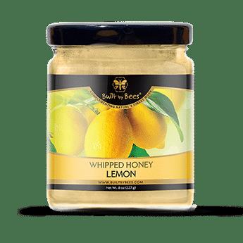 Lemon Whipped Honey