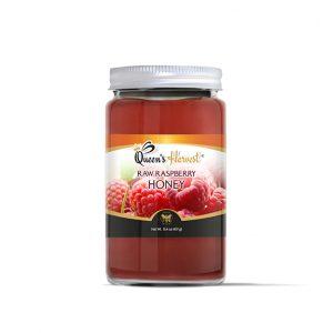 Raspberry Blossom Raw Honey