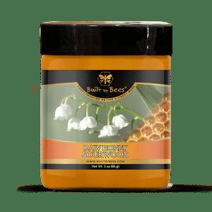 Sourwood Raw Honey 3 Ounce