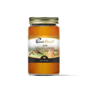 Raw Southern Wildflower Honey