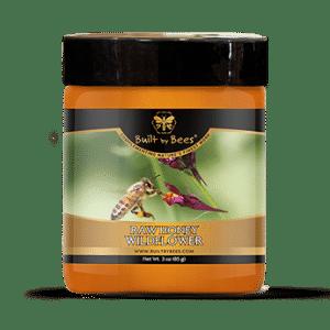 Raw Wildflower Honey 3 oz