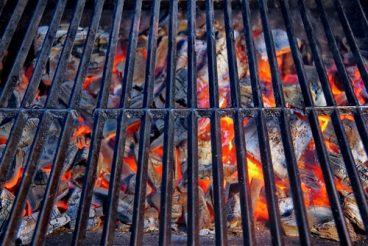 Smoky Flavored Coals