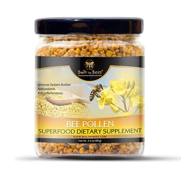 Bee Pollen 3.5oz oz 576x576