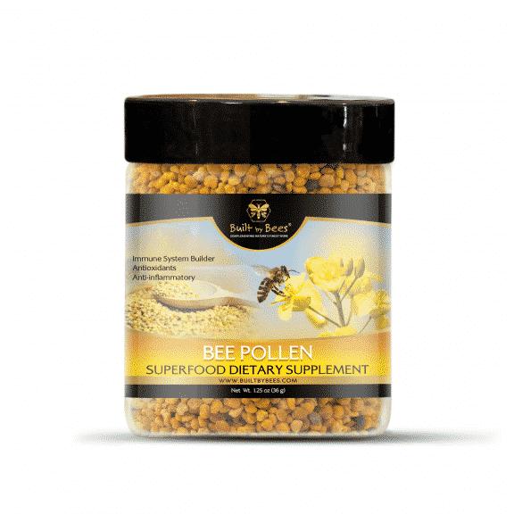 Raw Bee Pollen 1.25 oz