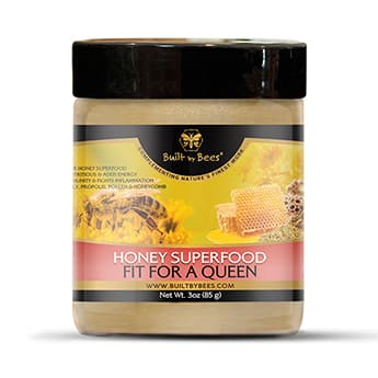 Fit for Queen Honey 3oz 345x345