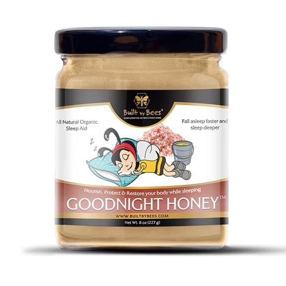Goodnight Honey 8oz 576x576