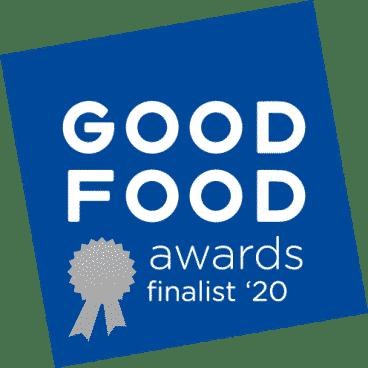 2020 Good Food Award Finalist