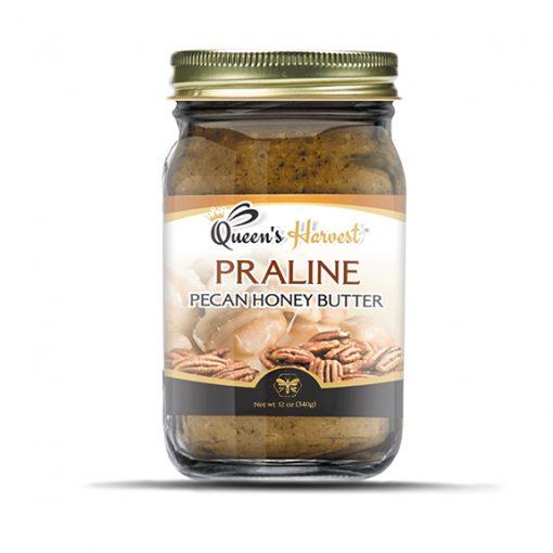Praline Pecan Honey Butter 576x576