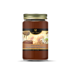 Raw Buckwheat Blossoms Honey