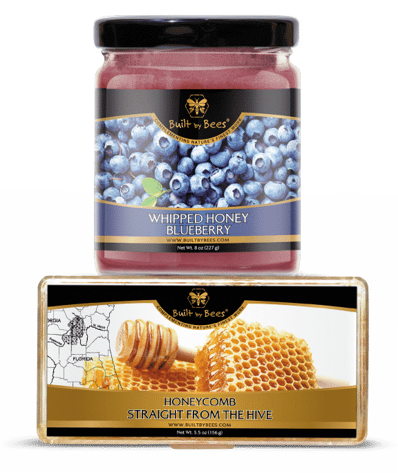 Whipped Blueberry Honeycomb Bundle