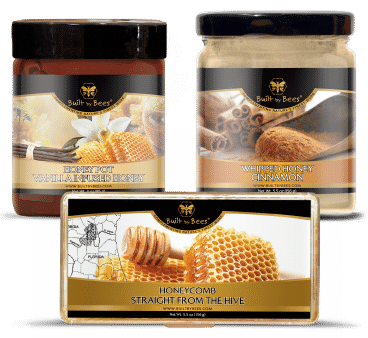 Cinnamon Vanilla Honeycomb Bundle