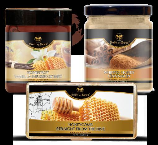 Cinnamon Vanilla Honeycomb Bundle