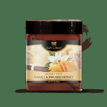 Vanila Infused Honey