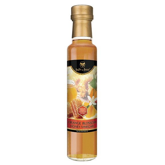 Orange Blossom Honey Vinegar