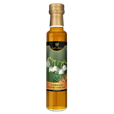 Sourwood Honey Vinegar