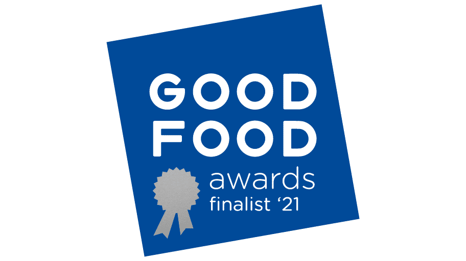2021 Good Food Award Finalist