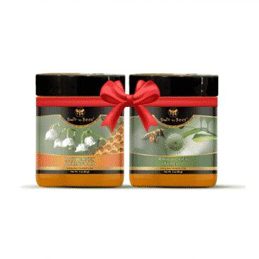 Sourwood and Tupelo Honey Bundles