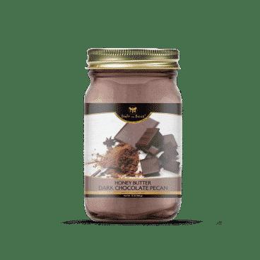 Dark Chocolate Pecan Hone Butter