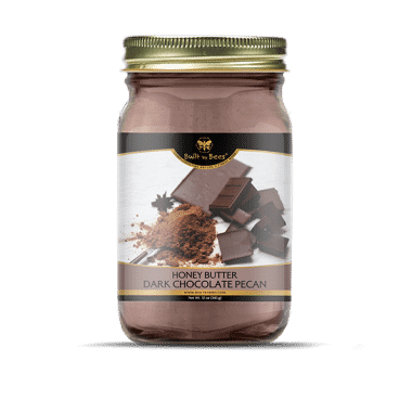 Dark Chocolate Pecan Honey Butter