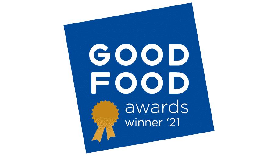 Good Food Gold Award 21