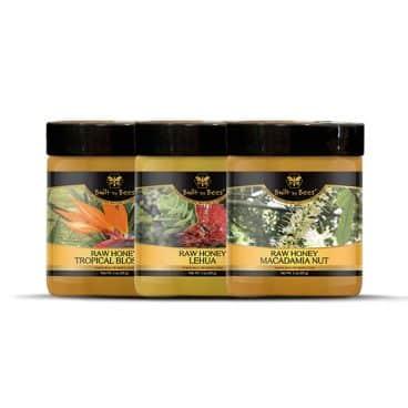 Hawaiian Honey Three Pack