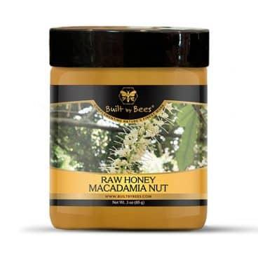 Macadamia Nut Honey 3 oz