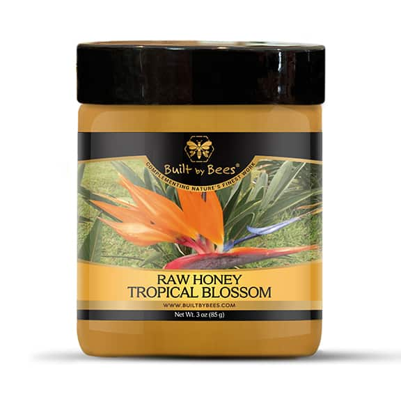 Tropical Blossom Honey 3 oz